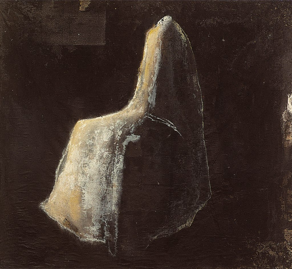 Retrato da Mãe do Artista II (Mãe do Whistler coberta)