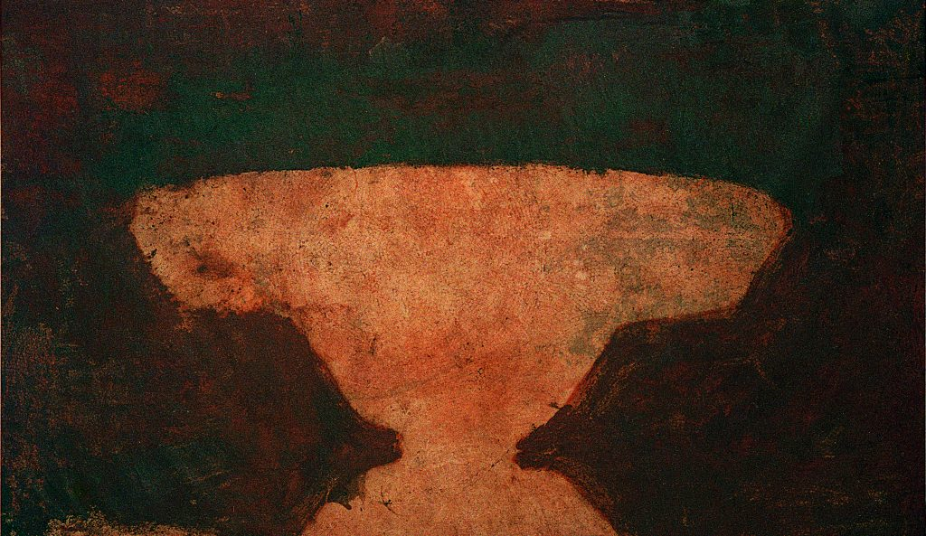 Sem título (Vaso resultante das 2 mães de Whistler)
