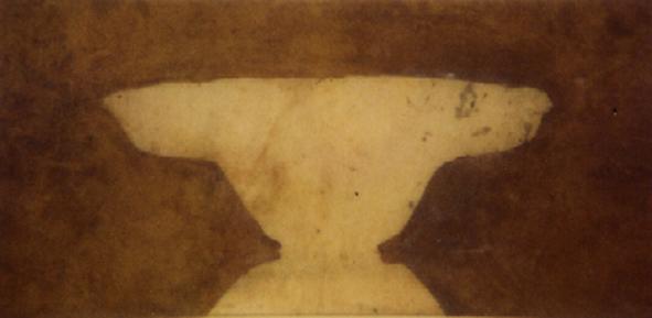 Sem título (Vaso entre mães do Whistler - fundo limalha)