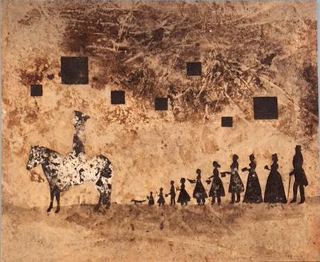 Caravana com quadrados (Parada do Rubem)