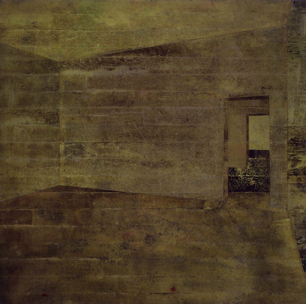Sem título (Städtische Galerie - Lenbauschhaus, mais azulado, Rio)