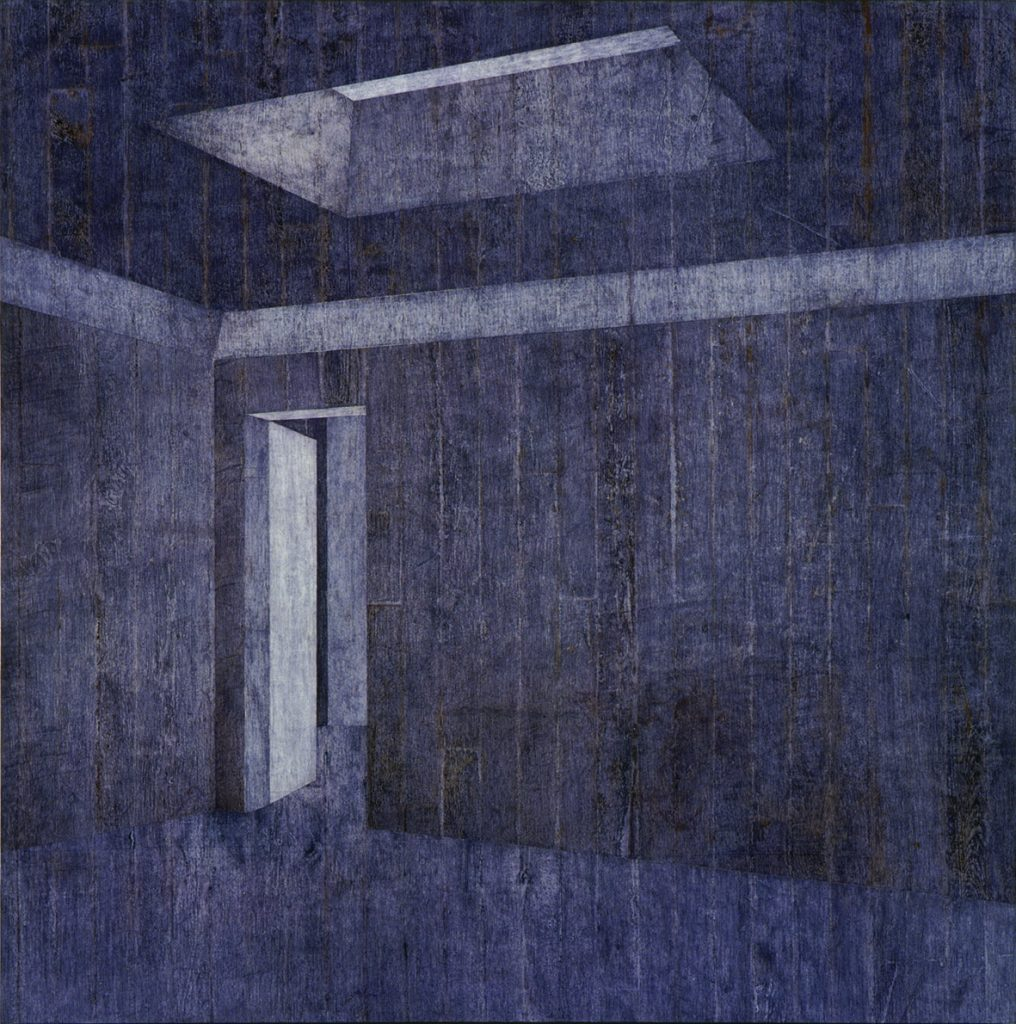 Boilly (Chão The Piano Factory azul)