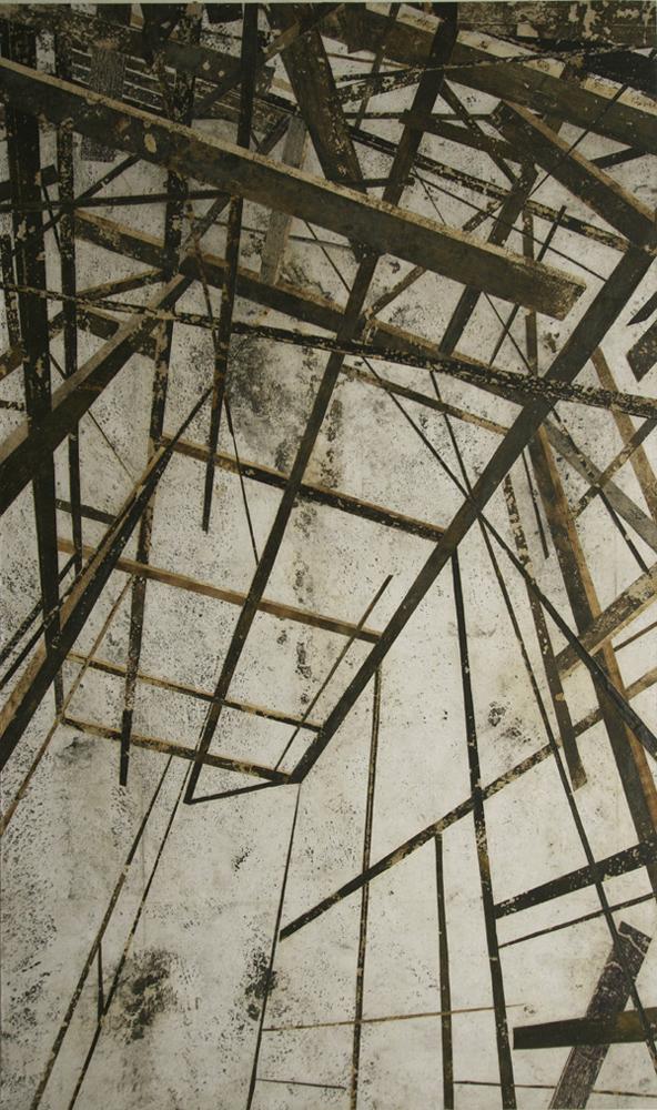 Itahye (Estrutura de madeira casa vertical)