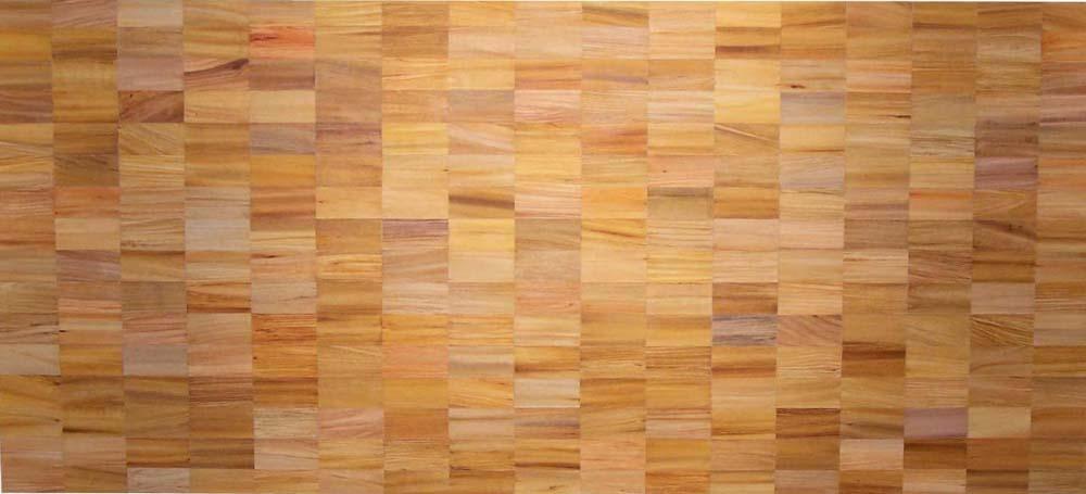 Seita (Tacos de aquarela coladas em painel de madeira)