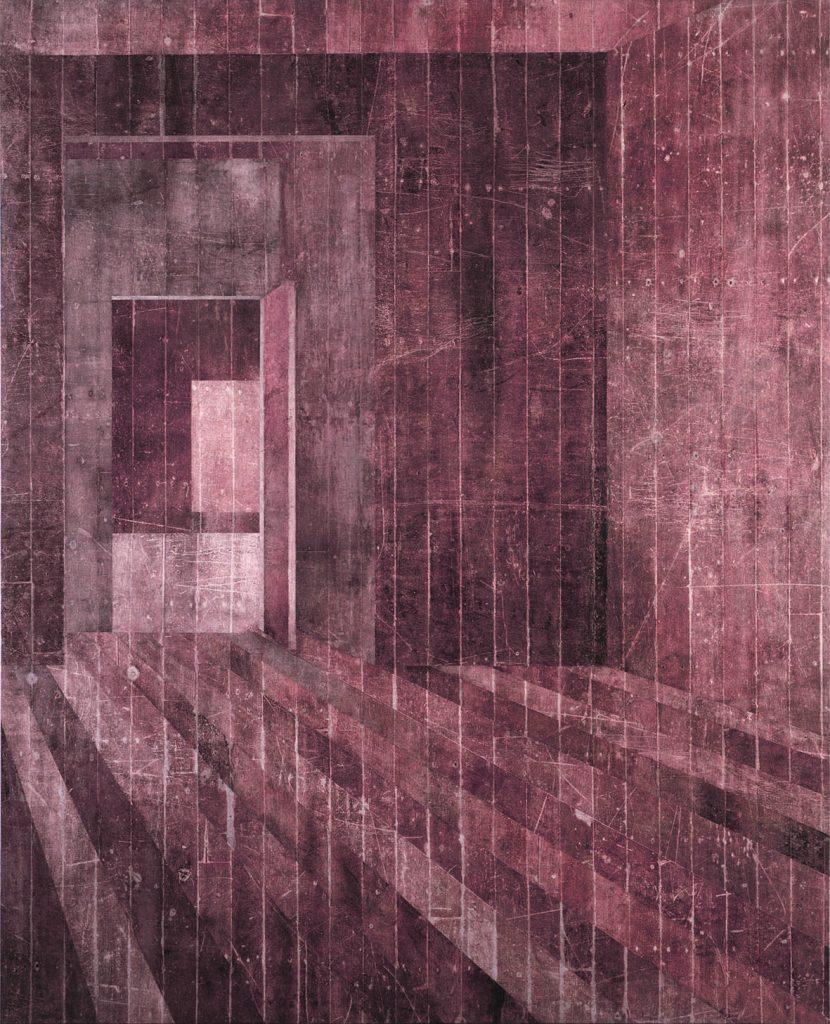 Carpaccio (Interior com porta chão Massachussets)