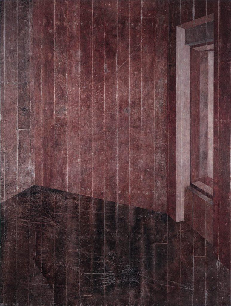 Hopper (Interior com janela, vertical)