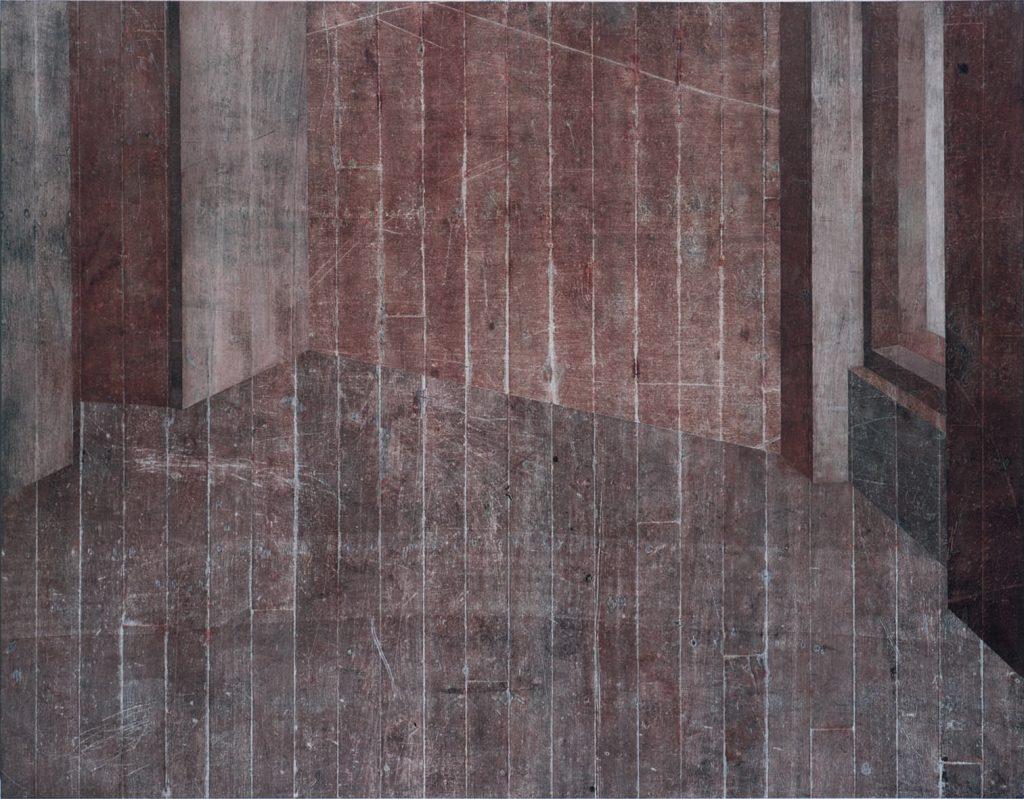Hopper (Interior com janela, horizontal)